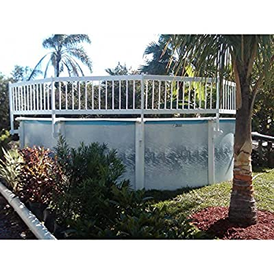 GLI Above Ground Pool Fence Add-On Kit B (3Sect)