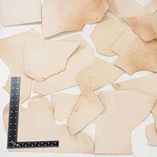 2 LB Leather Scrap Bags (Lightweight Veg Tan)