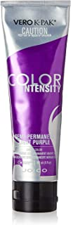 Joico Intensity Semi-Permanent Hair Color, Light Purple, 4 Ounce