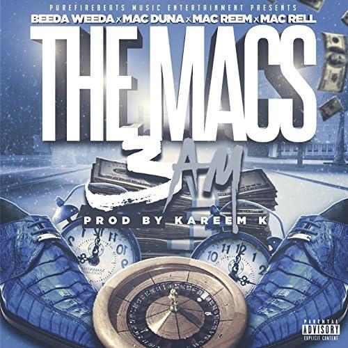 Mac Reem & Mac Rell feat. Beeda Weeda & Mac Duna