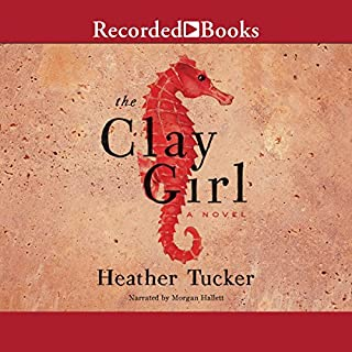 Page de couverture de The Clay Girl