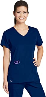 Grey's Anatomy 41423 Top Indigo (Navy) S