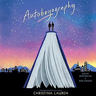 Autoboyography                   By:                                                                                                                                 Christina Lauren                               Narrated by:                                                                                                                                 Deacon Lee,                                                                                        Kyle Mason                      Length: 9 hrs and 19 mins     21 ratings     Overall 4.5