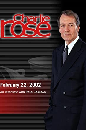 Charlie Rose with Peter Jackson (February 22, 2002)