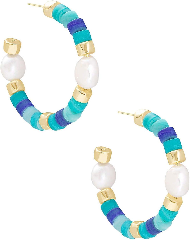 Kendra Scott Rachel Hoop Earrings