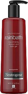 Neutrogena Rainbath Rejuvenating Shower and Bath Gel Pomegranate, 473 milliliters