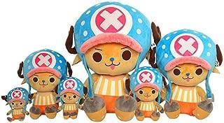 Aries Tuttle Large One Piece Chopper Costume Monkey D. Luffy Stuffed Plush Doll Kids Birthday Gift Toy