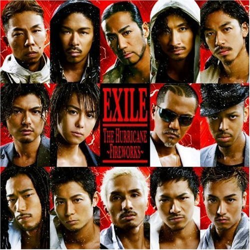 [画像:THE HURRICANE -FIREWORKS-(CD+DVD) by EXILE (2009-07-22)]