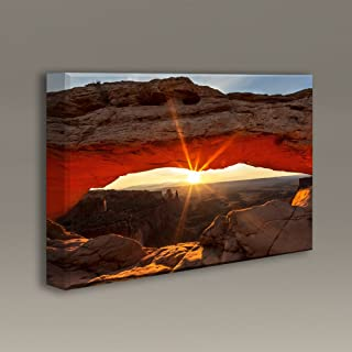 Acoustimac Acoustic sound Panel with art: 3'x2'x2