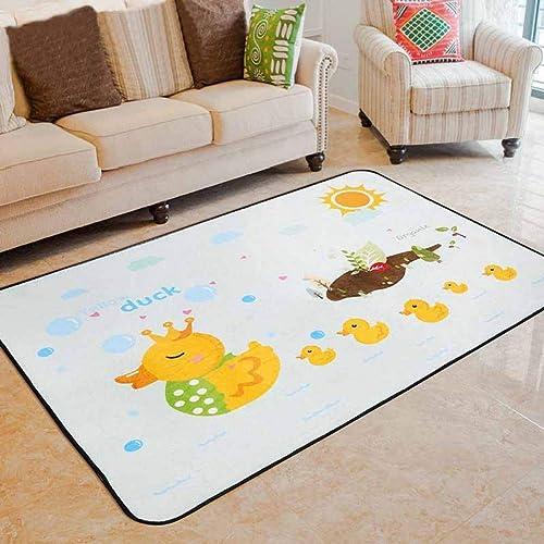 diseños exclusivos YUGUO La Alfombra Dibujos Animados Niños Niños Niños Alfombras Salón Dormitorio Niños Cama Gatear Zona De Juegos Alfombra Osos Coche  mejor calidad