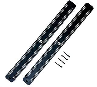 magnetic utensil rack