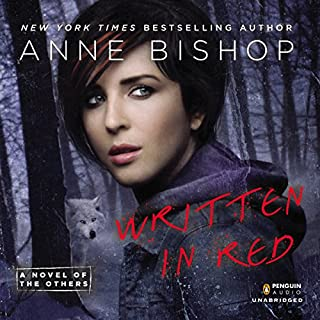 Written in Red     A Novel of the Others              Autor:                                                                                                                                 Anne Bishop                               Sprecher:                                                                                                                                 Alexandra Harris                      Spieldauer: 18 Std. und 33 Min.     124 Bewertungen     Gesamt 4,7