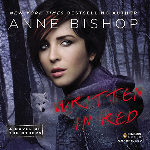 Written in Red audiobook cover art