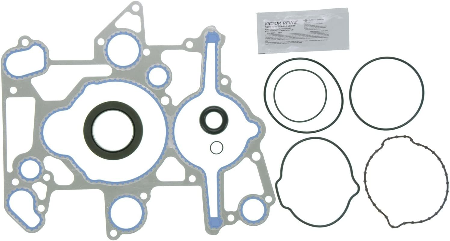 Engine Timing Cover Seal Front Mahle 67866