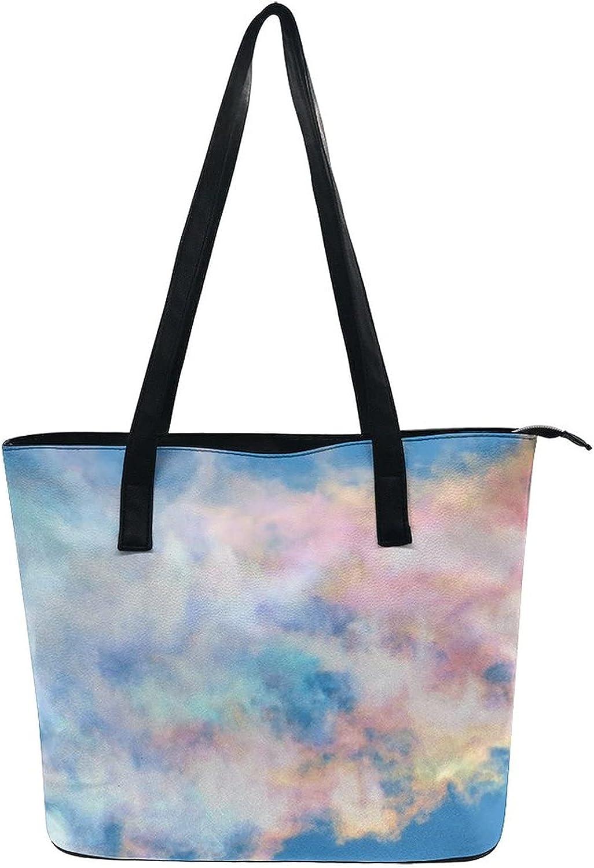 Satchel Shoulder Bags Beach Tote Bag For Women Lady Portable Storage Hobo Bag