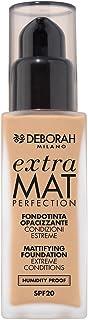 Deborah Milano - Base de maquillaje extra mat perfection