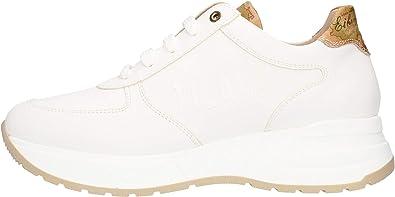 Alviero Martini Prima Classe N09400191 Sneakers Alte Donna Bianco 35