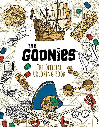 The Goonies: The Official Coloring Book