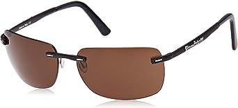 Tonino Lamborghini Square Men Sunglasses - 62-15-140 mm