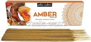 Vedic Vaani Amber Kasturi Premium Incense Sticks - 250 gms