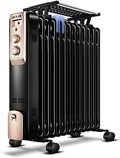 Calentador YNN Oil Ting Aceite Lleno de radiador Inicio 13 Piezas de Calor eléctrico a la Parrilla Horno eléctrico
