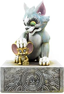 ToyQube Tikka Masterpiece Tom & Jerry Designer Polystone Statue