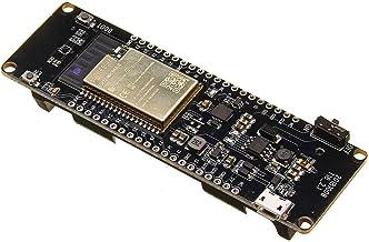 Electronic Module TTGO T-Energy ESP32 8MByte PSRAM WI-FI bluetooth Module 18650 Battery ESP32-WROVER-IB Development Board ...