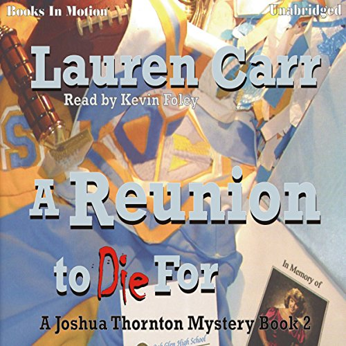 A Reunion To Die For audiobook cover art