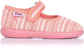 ZAPY Y11603 Zapatilla DE CASA con Velcro NIÑAS