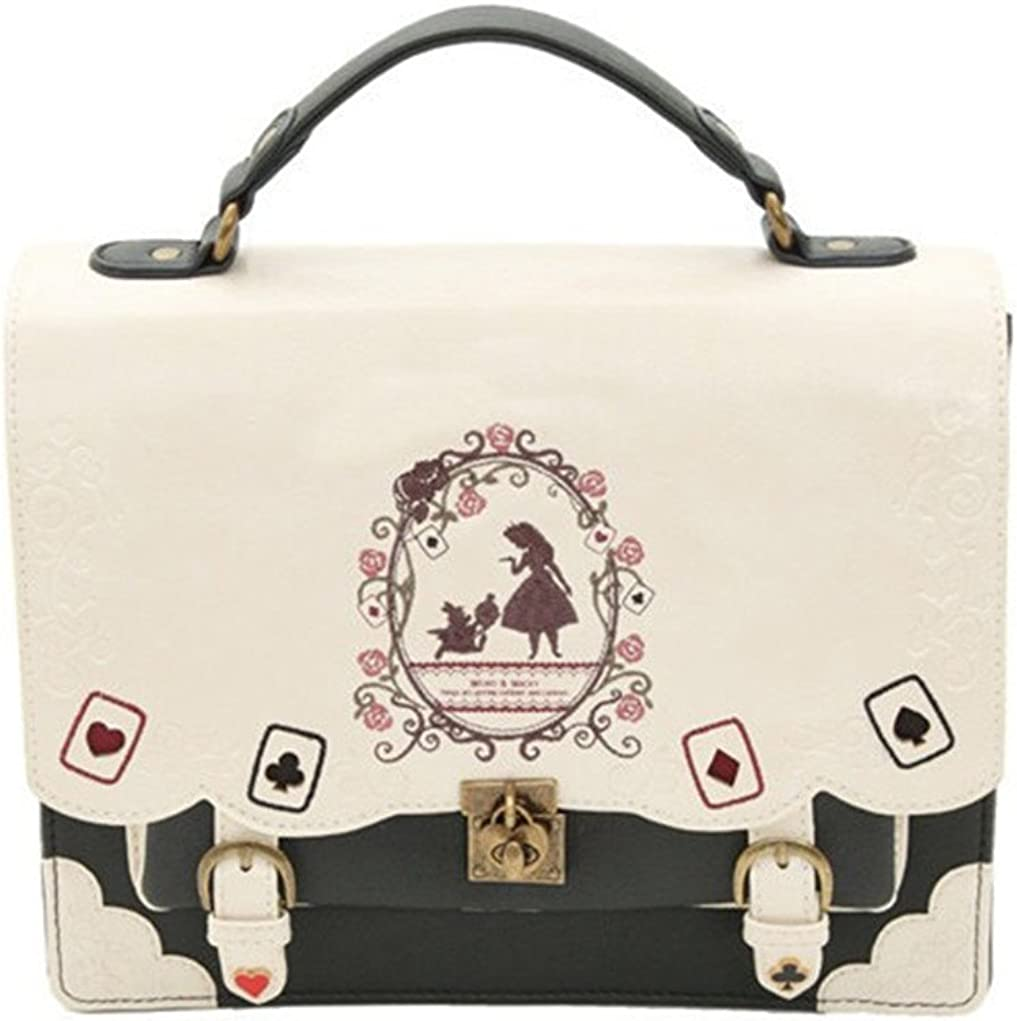 Women Girls' Vintage Lolita Tote Embroideried Baltimore Challenge the lowest price of Japan ☆ Mall Exquisite Hand Bag