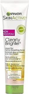 Garnier SkinActive Argan Nut Face Scrub with Vitamin C, 4.7 fl. oz.
