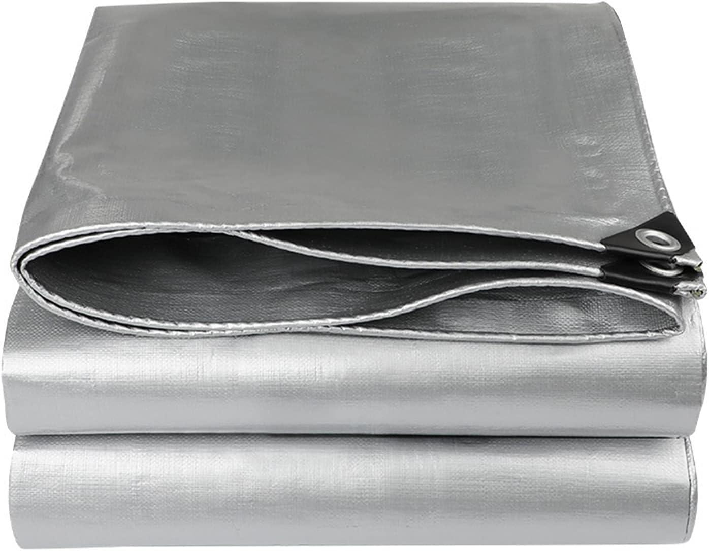 kengbi Lightweight But Durable Waterproo Max Mail order 75% OFF Multi-Purpose Tarp