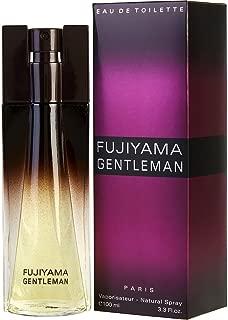 FUJIYAMA GENTLEMAN by Succes de Paris EDT SPRAY 3.3 OZ (Package Of 2)