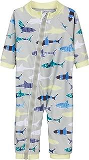 SwimZip UPF 50+ Boys Long Sleeve Sunsuit (Multiple Colors)