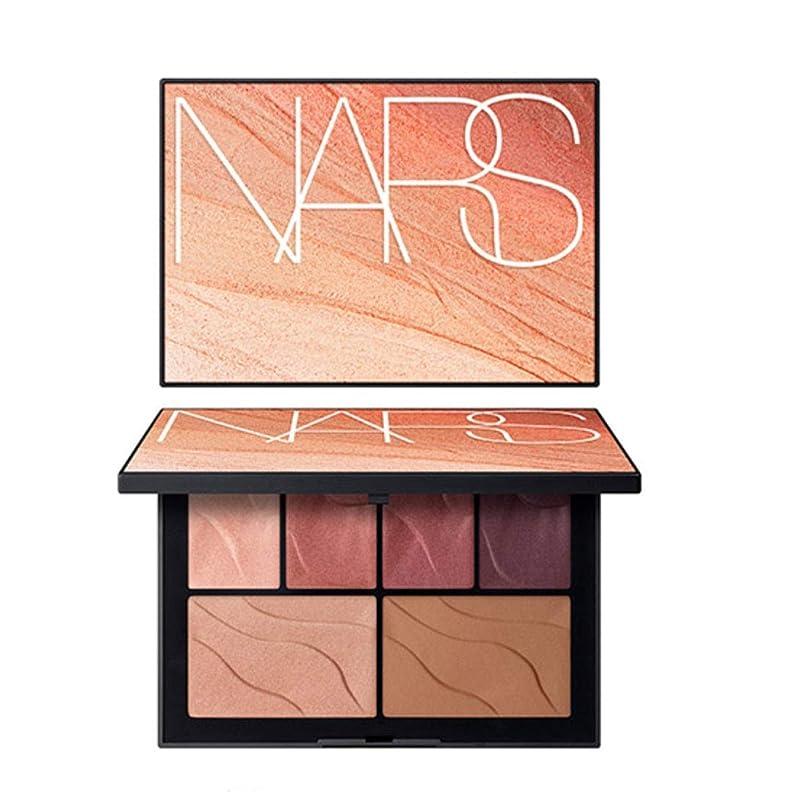 のぞき見モンスターチケットNARS(ナーズ)[2019 Summer Color Collection] Face Palette HEAT OF THE NIGHT #hot lights(並行輸入品)