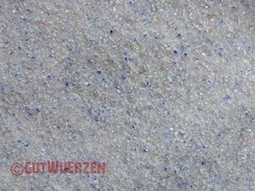 100g Blausalz - grob - selten und toller optischer Effekt * faire und günstige Versandkosten *