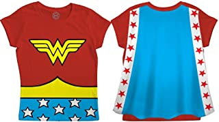 Best wonder woman shirt costume Reviews
