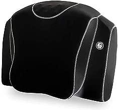ムーンムーン 安心の日本メーカー YOKONE3 横向き寝 枕 いびき いびき防止 まくら 睡眠時無呼吸症候群 無呼吸 マクラ ストレートネック 快眠 安眠 健康 肩こり マッサージ機能 ヨコネ ( 黒 ) moonmoon