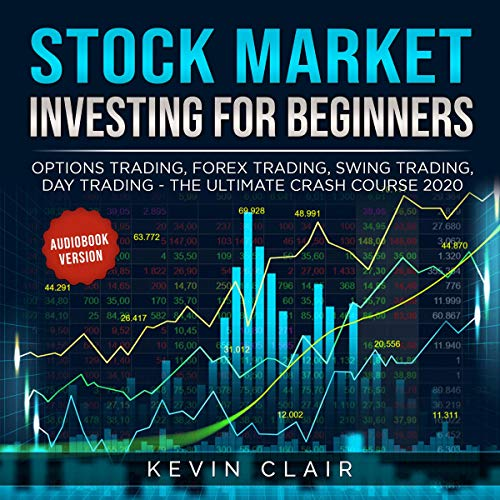 Couverture de Stock Market Investing for Beginners