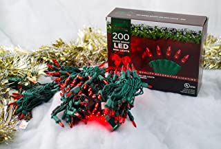 Best Holiday Time Cool White Led Mini Lights Of 2019 Top