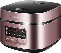 Rijstkoker, huishoudelijke 3L multifunctionele mini rijstkoker, binnenpan met antiaanbaklaag, reservering en warmtebehoud,...
