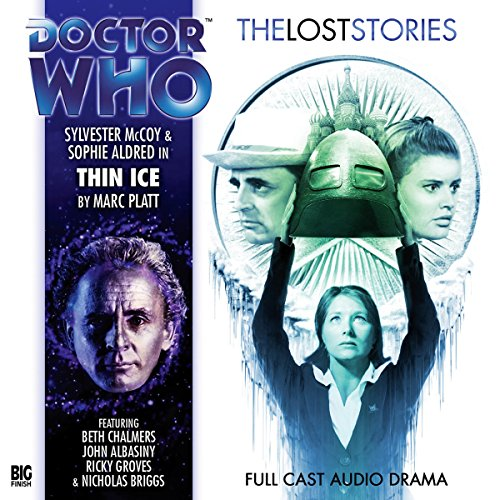 Thin Ice audiobook cover art