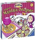 Ravensburger 29878 Masha Junior Mandala-Designer Mascha und der Bär -