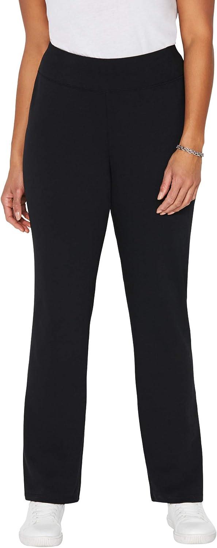 Catherines Women's Plus Size Yoga Pant