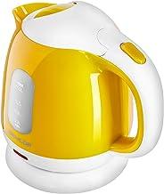 SENCOR SWK 1016YL, waterkoker met afneembare filter, 1 L, geel, 1 liter
