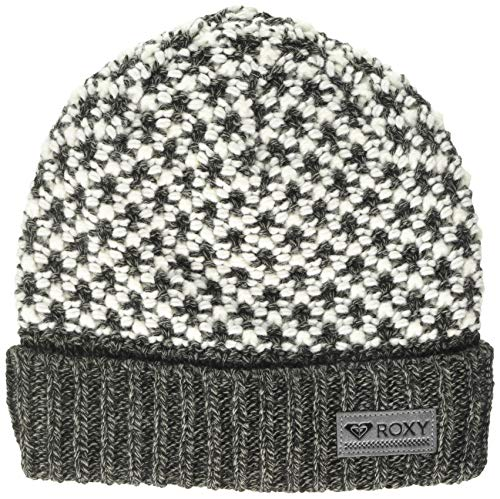 Roxy Damen Mütze Snowy Betty - Mütze, True Black, 1SZ, ERJHA03565