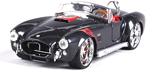 Vuelta de 10 dias Haixin 1969 Shelby Shelby Shelby 427 Modificado clásico Coche simulación aleación Coche Modelo, Ratio  1 24  precios bajos
