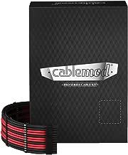 CableMod PRO ModMesh E-Series G3 / G2 / P2 / T2 Cable Kit (Black/Red)