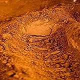 Oxyde de Fer Brun: Pigment pour béton et chaux - 1 Kg