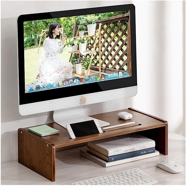 Gaohm Desktop Bookshelf Many popular brands Computer Monitor Riser with Over item handling ☆ Cellph Stand
